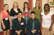 2010-11 All-State high school journalists honored