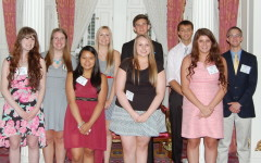 2013-14 All-State Team honored by IJEA at year-end event