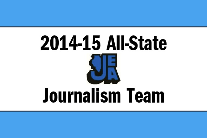 Meet our new All-State Team!