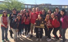 Student journalists compete at IHSA Sectionals