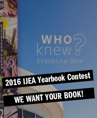 Get recognition for your students: Nov. 18 is the deadline to enter our 2016 Yearbook Contest!