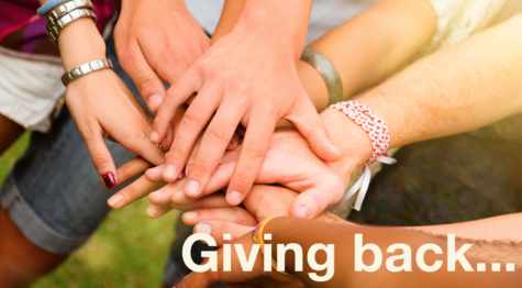 IJEA Blog: It's never too early to give back