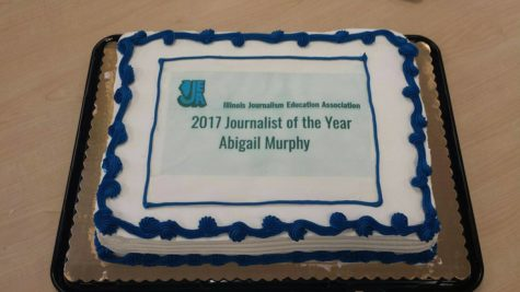 "Meet our 2017 Illinois Journalist of the Year: Downers Grove North's Abigail ""Abbe"" Murphy"