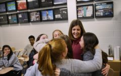 JEA names Field as 2017 Yearbook Adviser of the Year
