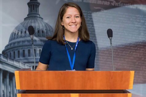 Natalie White named national runner-up in JEA's 2018 Journalist of the Year competition