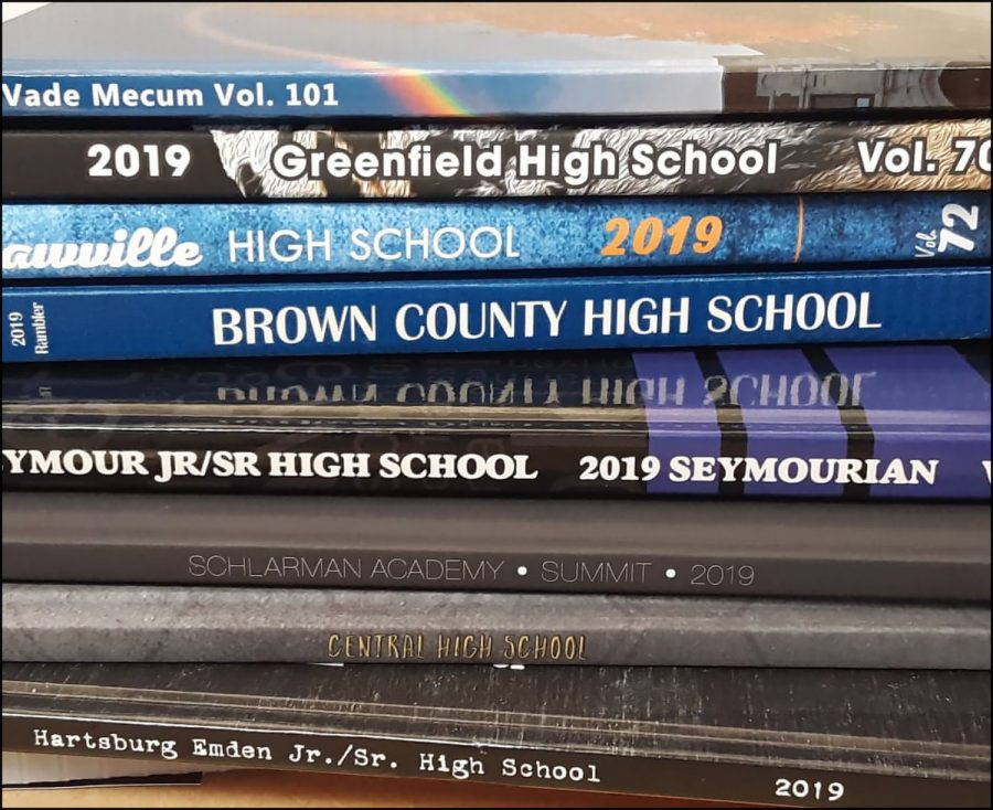 Congratulations to our 2019 Yearbook Contest winners!